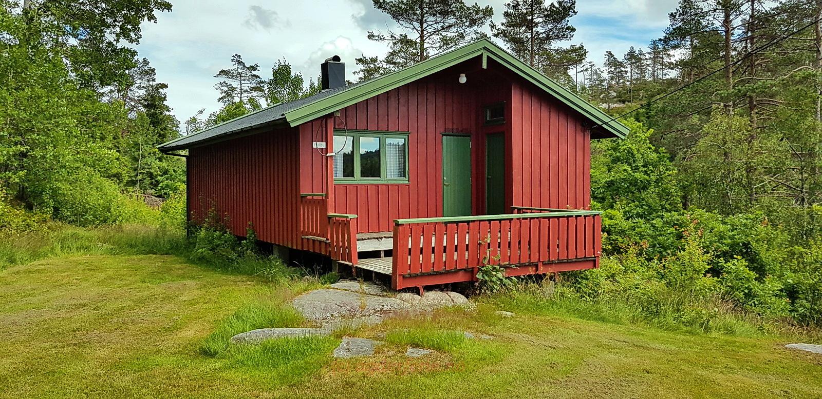 208 Fjellbu. Undeland Gård. Kvås