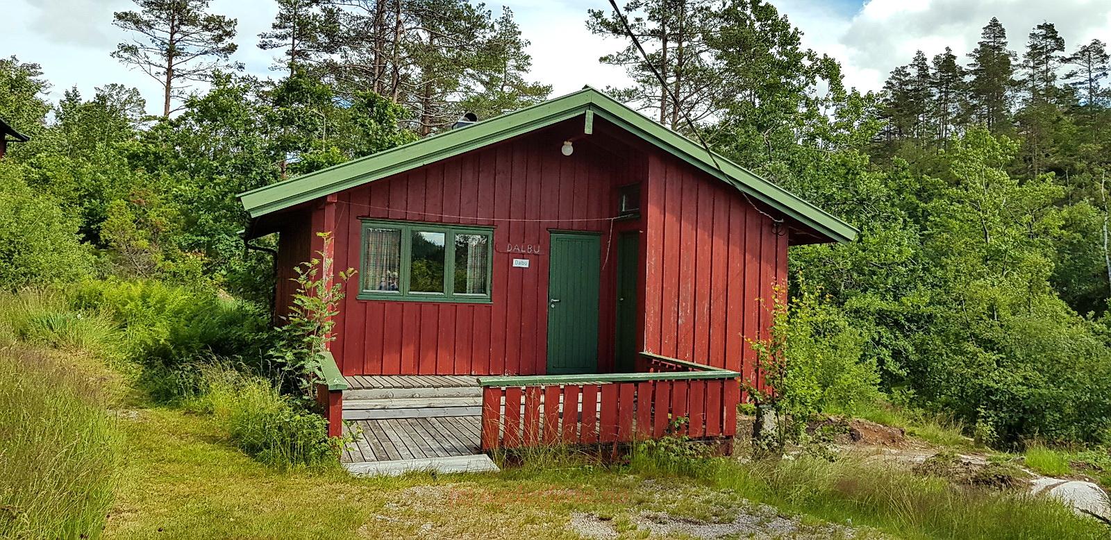 209 Dalbu. Undeland Gård. Kvås i Agder.