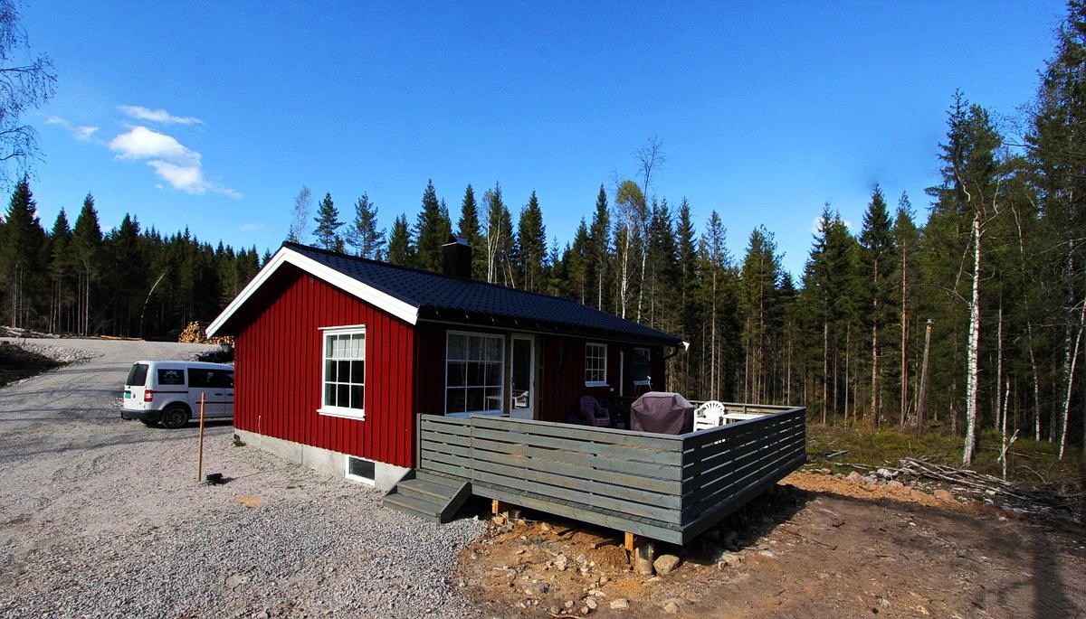 255 Hytte i Bjelland, Sauna. Hund ok.