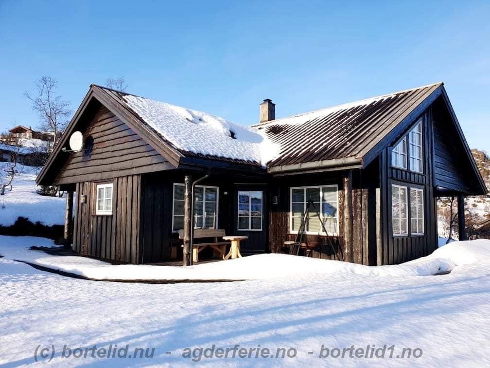 501 hytte Ljosland, Myrslåttvn. 5