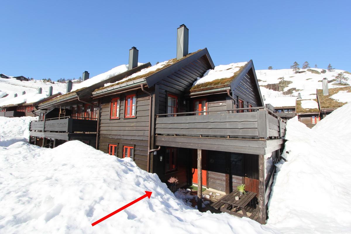 616. Ski in/out. Stubben 15, B.Skiarena