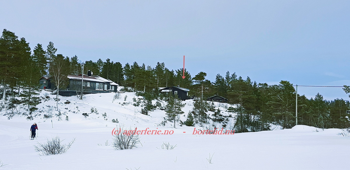 625 hytte, Fossbrottet 14.